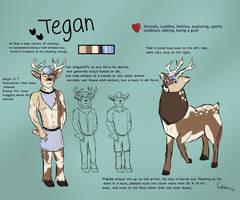 Tegan! by DoodleDoot