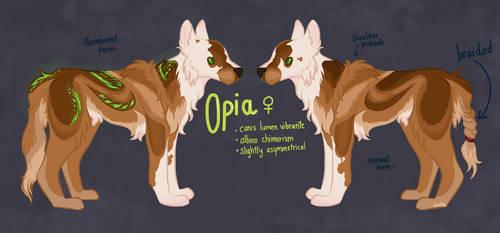 Opia by DoodleDoot