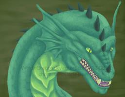 dragon holiday- DarkHikari by WindieDragon
