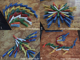 Clothespin Figures by WindieDragon