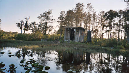 Outhouse - Billie Swamp Safari by Riastrad729