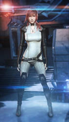 :: Remembering Commander Lightning :: by VincentXyooj