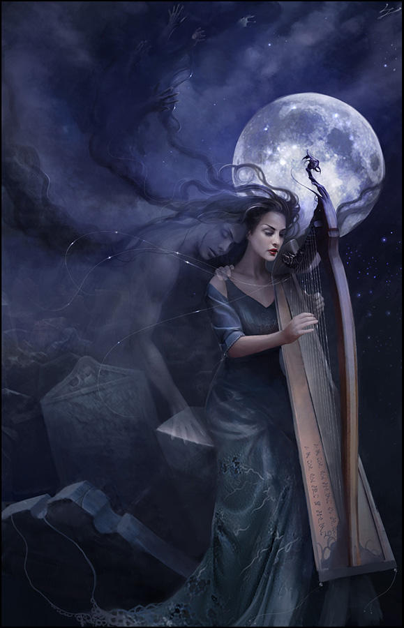 The melody of your demise by enayla