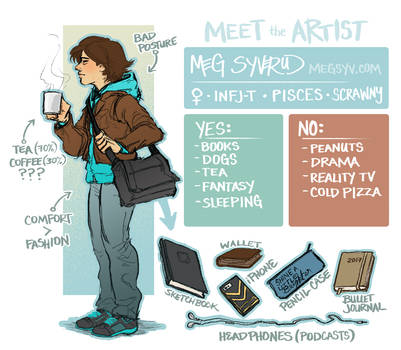 Meet the Artist: MegSyv by MegSyv
