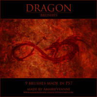 Dragons volume I by AmarieVeanne-Stock