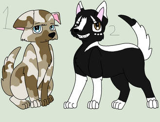Breedable adopts Kinte x Bella (Closed) by moalisa