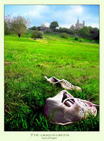 The grass is green by LeFay00