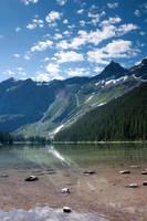 Glacier Lake by krovakny