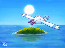 Pokemon: Happy Journey by Teahaku