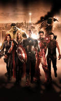 The Avengers by N8MA