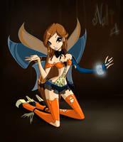 Com: Nati Dark Believix by SunRiseEA