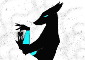 Black Heart by Black-Mortisha
