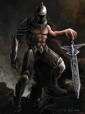 Warrior Design by JHurlburt