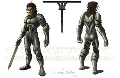Armor Design by JHurlburt