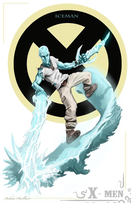 ICEMAN by JHurlburt