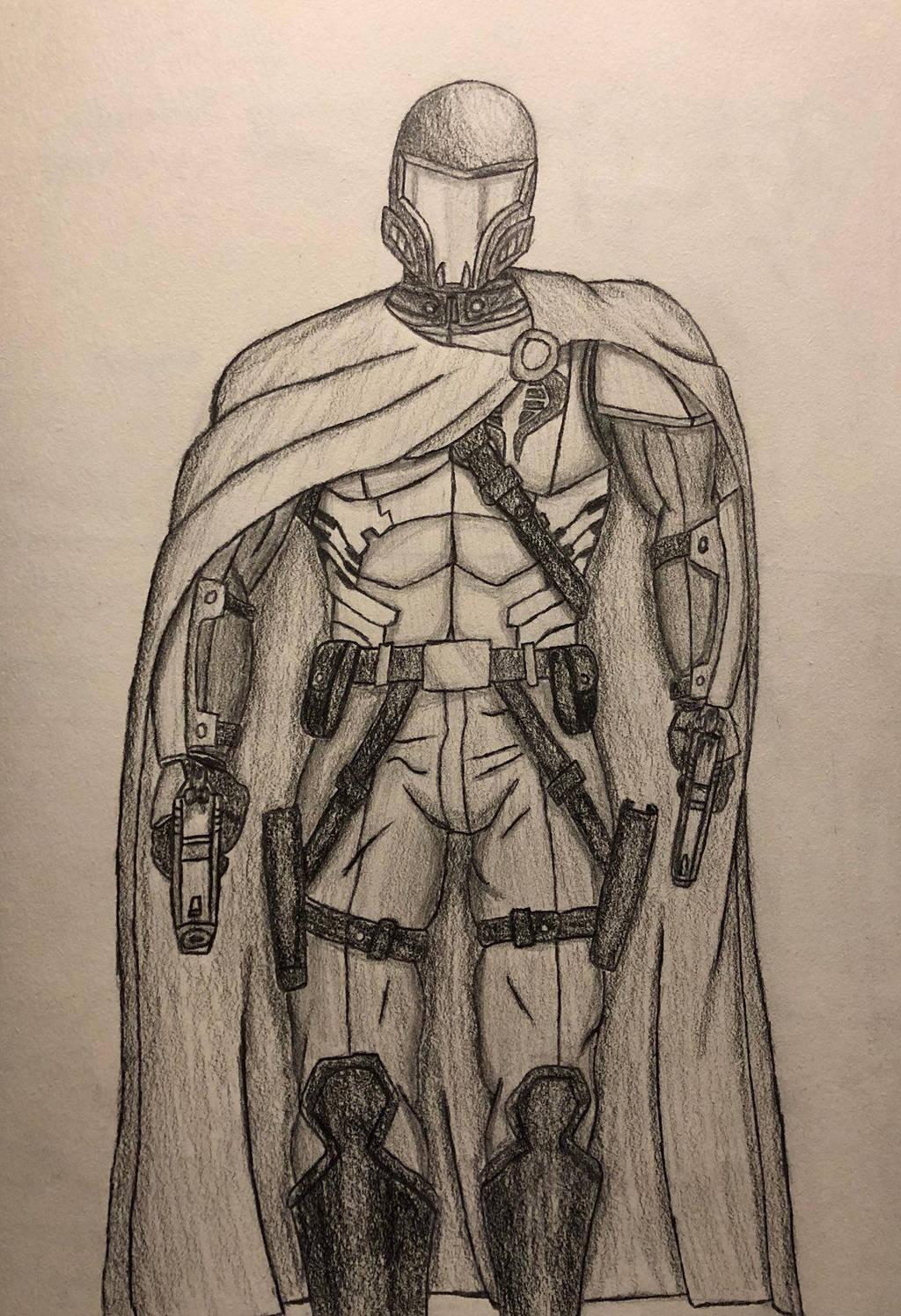 Cobra Commander (Krake) by Varia31