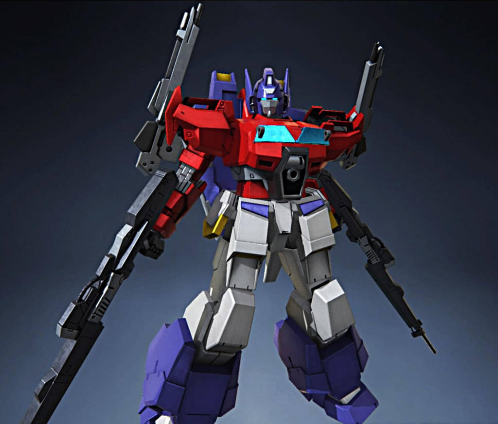 TF-88 Power Baser (Powermaster Optimus Prime) by Varia31