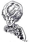 Alien Scan by cosmicplasm