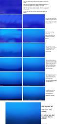 Ocean - Tutorial by WarsBetweenMyself