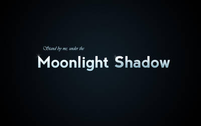 Moonlight Shadow by LeyendaV