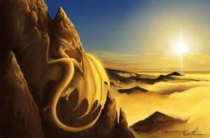 Golden Sunset by ArtisticBalance