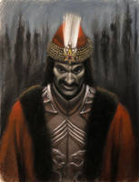 Vlad Tepes by Damnans