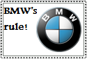 BMW Stamp by Hunter-Arkaman
