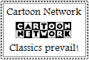 Classic Cartoon Network Stamp by Hunter-Arkaman