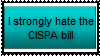 Anti-CISPA Stamp by Hunter-Arkaman