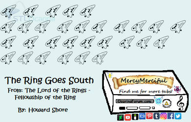 The Ring Goes South by MercyMerciful
