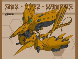 GMX - 0022 - Vampire- by dlredscorpion