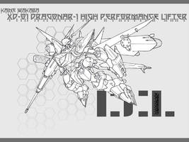 D-1 HL type by dlredscorpion