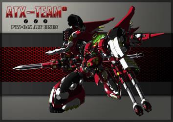 PTX - 04X Alt Eisen (Harbringer Custom)  by dlredscorpion