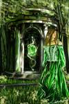 Emerald by wakingdreamer