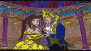 Beauty And The Beast by AuronTsubaki1985