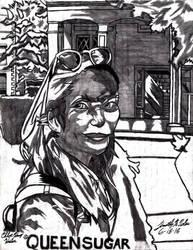 Chloe Hung (Writer) by AuronTsubaki1985