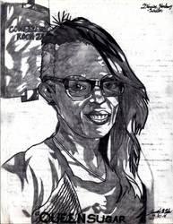 Denise Harkavy (Writer) by AuronTsubaki1985