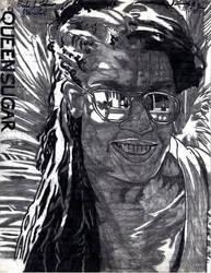 Erika L. Johnson (Writer) by AuronTsubaki1985