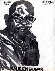 Jason Wilburn (Writer) by AuronTsubaki1985