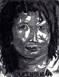 Kay Oyegun (Writer) by AuronTsubaki1985
