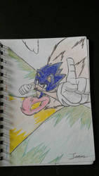 The fastest thing alive! by Johnsuky