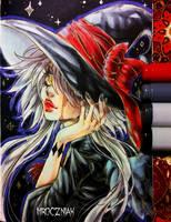 + Witch + by MroczniaK