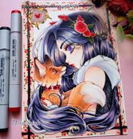 ..::Sayuri::.. by MroczniaK