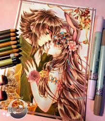 + Kiss me now + by MroczniaK