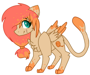 Crossbred Pony Adopatble #1 OPEN by PennyTheBat