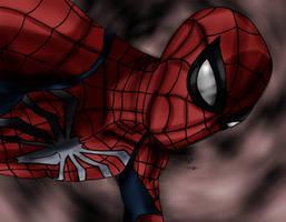 Insomniac Spider-Man by Soyelmejor999
