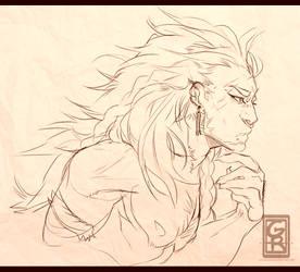 Like A Lion by Goobieroo