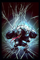 Venom By Sandoval Art by kcspaghetti