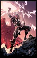 Thor by kcspaghetti