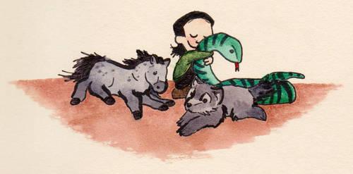 Loki's Children by LadyRoxanne7